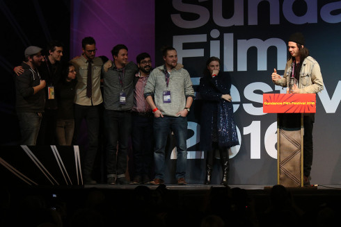 US Dramatic Special Jury Award awarded to 'As You Are.'