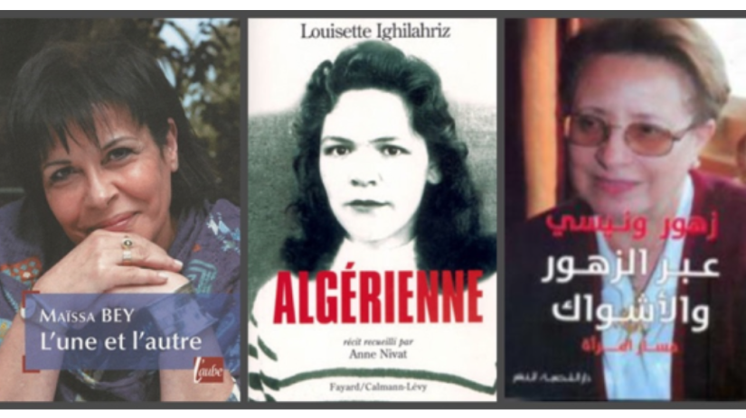 12 (Auto)biographical Narratives by Algerian Women